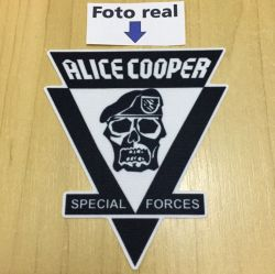 Alice Cooper Special Force - 9 x 7,7cm