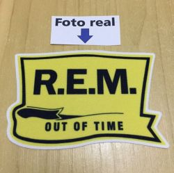 REM Out of Time - 8,5 x 5,8cm